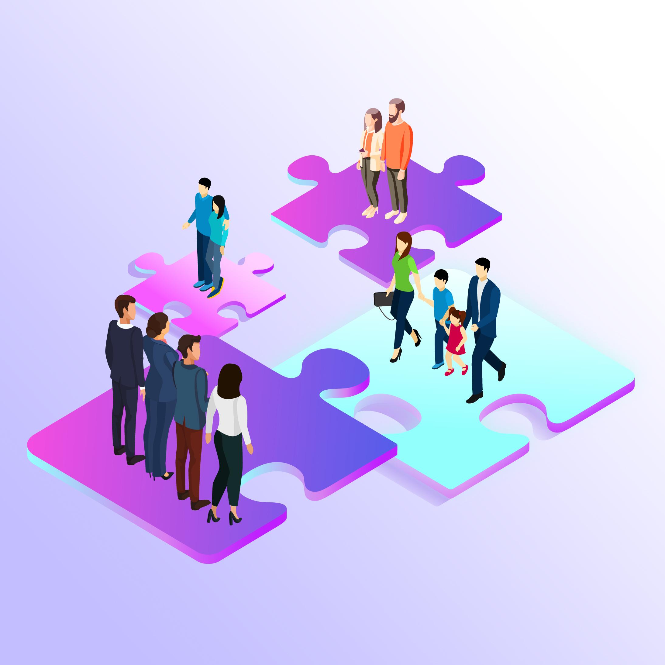 Entscheidend für den Unternehmenserfolg ist jetzt, dass Mitarbeiter zu diesem neuen - durch Corona beeinflussten - Kunden kompatibel sind