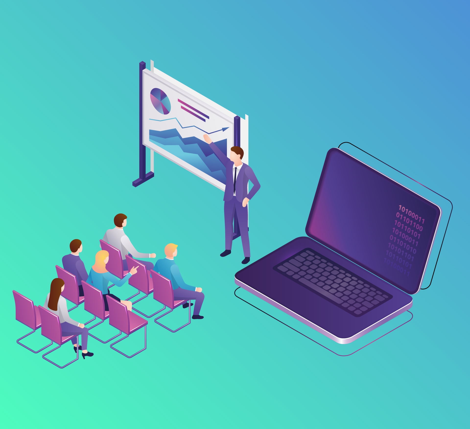 digitale und Präsenzdurchführung